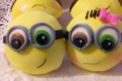 Cup Cake_04_ Minion 2d